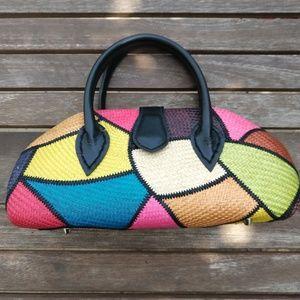 BALIKBAYAN HANDICRAFTS | Artisan Straw Clutch Bag